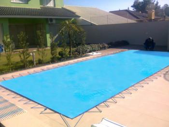 Cobertura para piscina - Capa Max