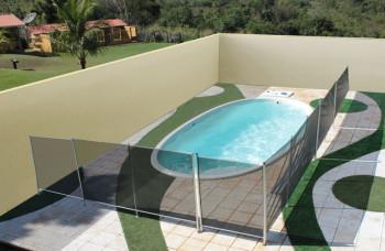 Segurança na piscina